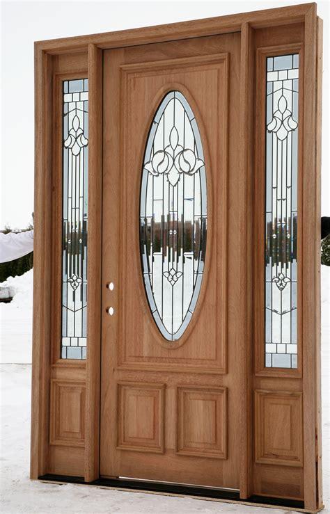 home entrance door exterior doors wood