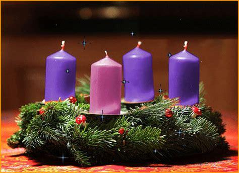 advent wreaths animated gifs gifmania