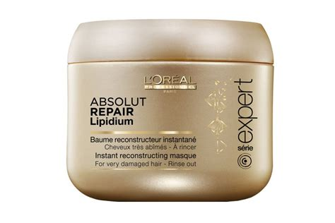 masque cheveux abimes loreal professionnel absolut repair