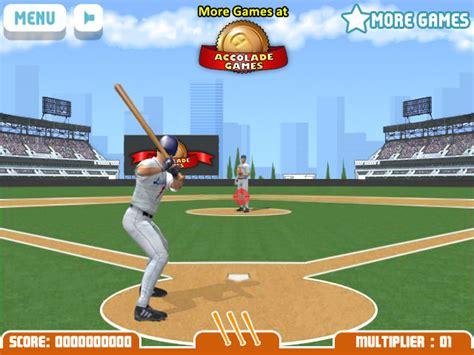 games  home run hitter play