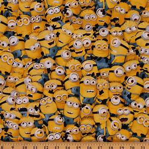 Number Chart For Kids Cotton 1 In A Minion Despicable Me Cartoon Kids Minions