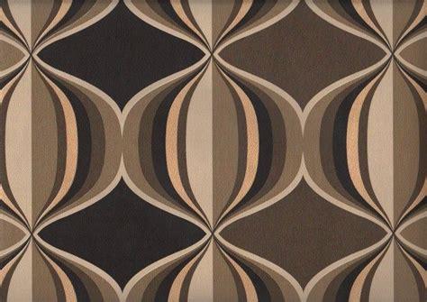 Retro Tapete 50er by Retro Bubbles Col 07 50er 60er 70er Farben Tapeten