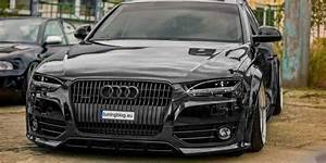 Audi A4 8k Airride : tiefer widebody audi a4 b8 avant in schwarz by ~ Jslefanu.com Haus und Dekorationen