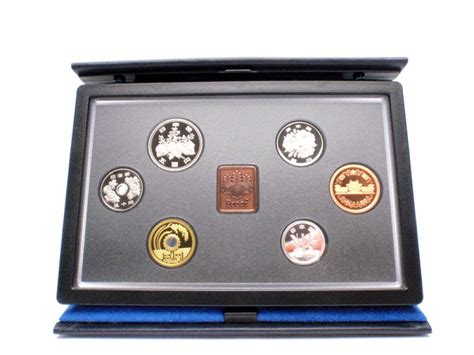 bureau coin 2001 mint bureau japanese proof coin set yen heisei