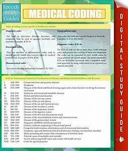 Medical Coding  Speedy Study Guides         Amazon