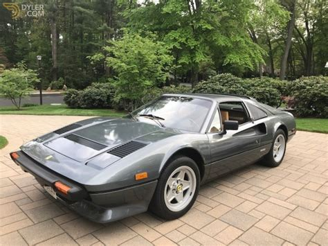 This stunning vehicle comes in rosso corsa red with nero black leather hide interior. Classic 1985 Ferrari 308 GTS Quattrovalvole for Sale - Dyler