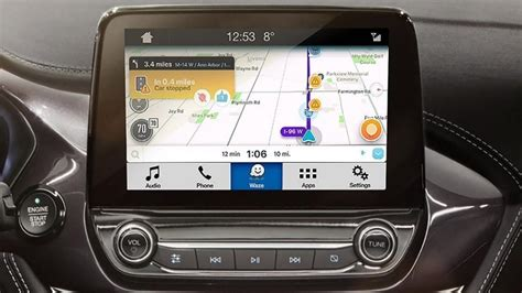 ford sync 3 kartenupdate f7 vehicles equipped with ford sync 3 will soon support waze