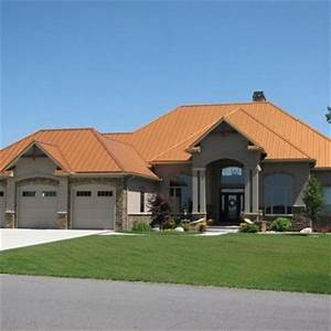 19 best Copper Penny Metal Roof images on Pinterest ...