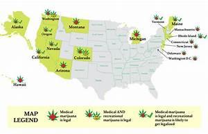 marijuana legal in usa states
