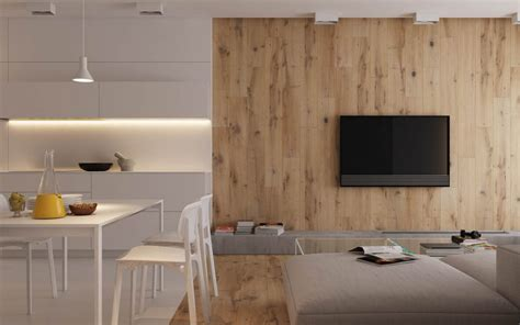 modest size modern interiors  flirt  feature walls