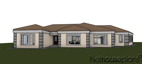 5 bedroom 1 house plans 5 bedroom house plan t351 with a single storey