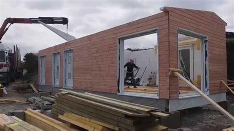 maison kit bois montage avec assistance d une maison bois kit habitat bois 174
