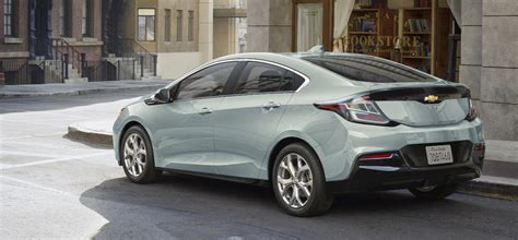 "Iihs Granted The 2018 Chevrolet Volt ""top Safety Pick"