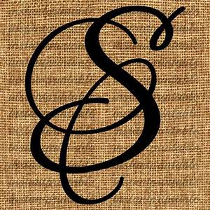 best 20 letter s tattoo ideas on pinterest With initials design