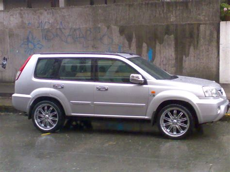 Nissan X Trail Modification by Boy444 2004 Nissan X Trail Specs Photos Modification