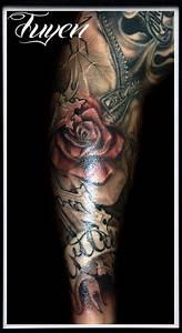 Religious Sleeve Tattoos for Men | tattoos designs for men ...