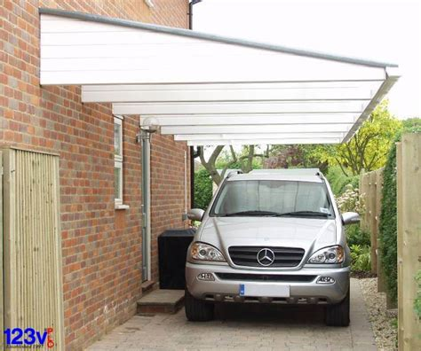 Cantilever Car Ports by Lean To Carports 123v Plc