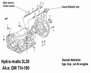 96 Suzuki Sidekick Electrical Diagram