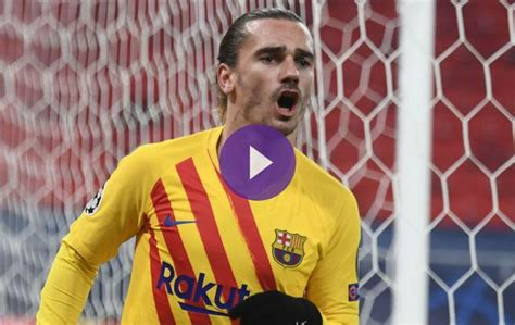 Ferencvaros 0-3 Barcelona: Griezmann on target in stylish win