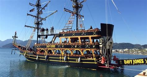 Pirate Party Boat by Marmaris Pirate Boat Trip 15 163 Ultra All Inclusive