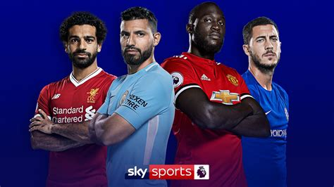 Premier League fixtures live on Sky Sports: Manchester ...