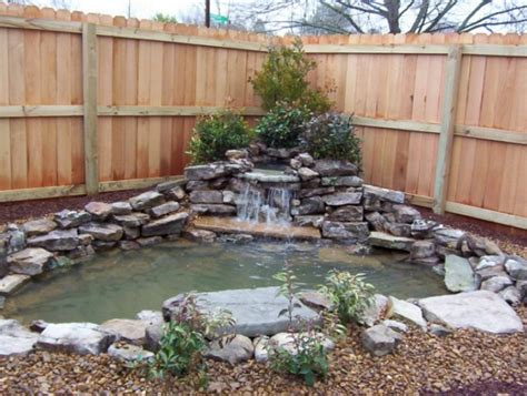 ponds designs with waterfall really like this one think i could do it landscaping pinterest pond backyard and fish ponds