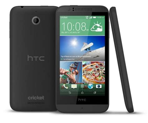cricket htc phones cricket wireless to carry the htc 510 on september 19 for
