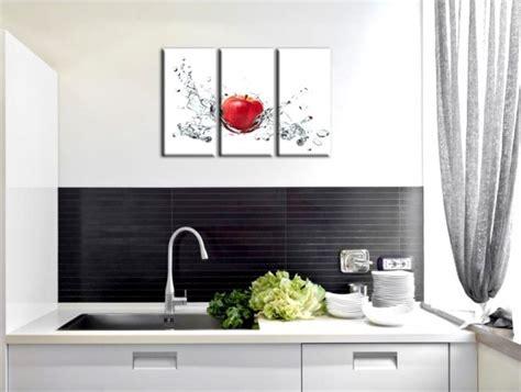 idee decoration murale pour cuisine décoration murale cuisine contemporaine exemples d