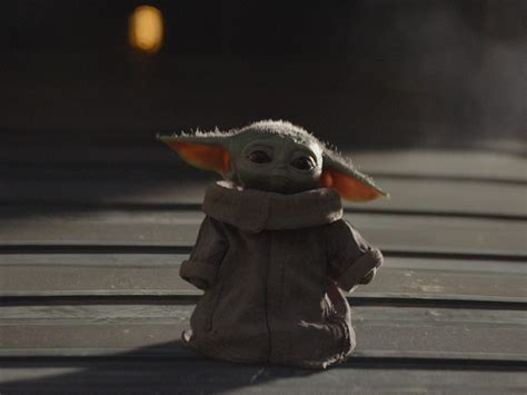 Luminous beings we are: how Baby Yoda saved the new Star ...