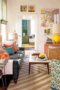 10, Colorful, Ideas, For, Small, House, Design