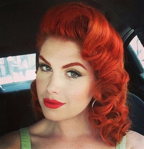 1950s Rockabilly Hairstyles rockabilly style hair the rockabilly era was unique with