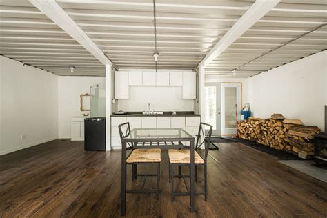 container home interiors a canadian built this grid shipping container home
