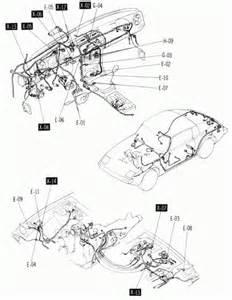 similiar mazda rx engine diagram keywords 1993 mazda rx 7 wiring diagram on 1986 mazda rx 7 wiring harness