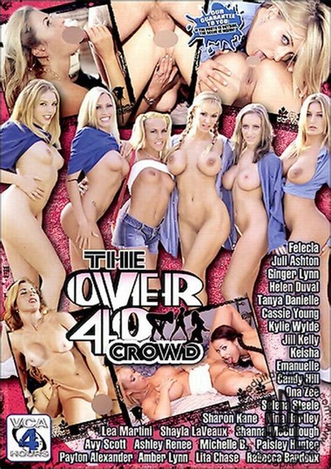 Over 40 Crowd The 2004 Adult Dvd Empire