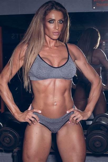 Bikini Yvette Models Ripped Image2
