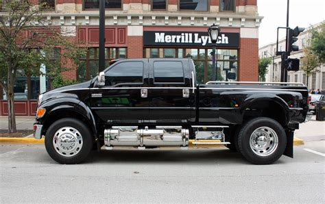 Custom Ford F650 by F650 If I Had A Truck This Would Be It Vehicles