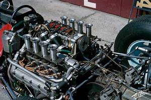 Formula 1 Engines Galore At Cahier Archives