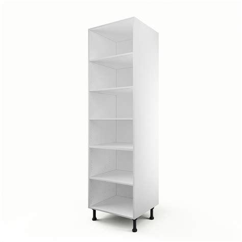 colonne cuisine 50 cm largeur caisson de cuisine colonne c60 200 delinia blanc l 60 x h 215 x p 56 cm leroy merlin