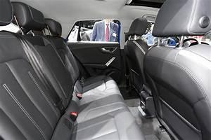 Audi Q2 Interieur : audi q2 vs mini countryman premier duel en images audi q2 l 39 argus ~ Medecine-chirurgie-esthetiques.com Avis de Voitures