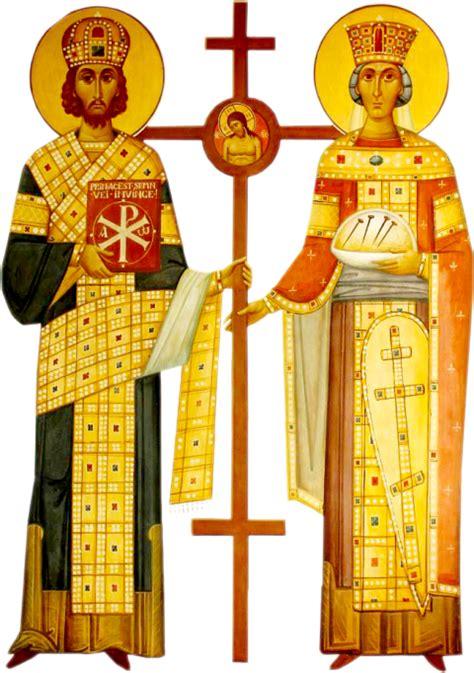 Sfinții constantin și elena sunt prăznuiți vineri, 21 mai, în calendarul ortodox. Sfinții Împărați, întocmai cu apostolii, Constantin și mama sa, Elena
