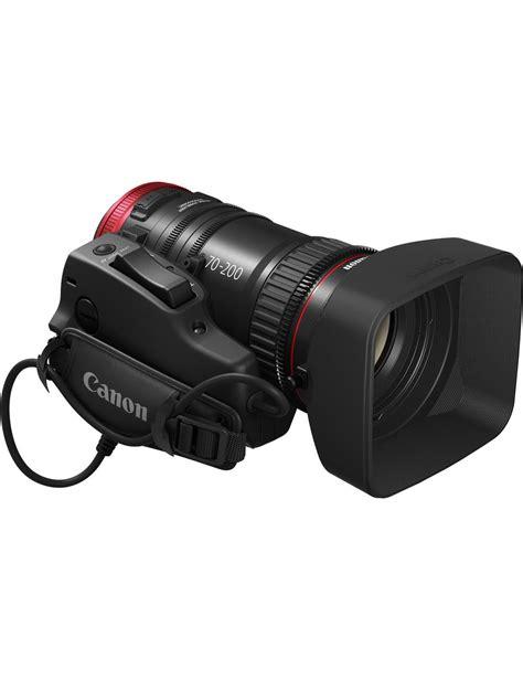 Canon CN-E 70-200mm T4.4 Compact-Servo Cine Zoom Lens (EF