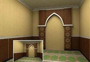 Contoh Gambar Mushola Dalam Rumah Minimalis Tips Rumah
