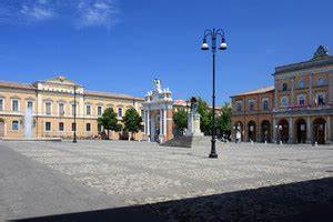 Santarcangelo di Romagna Piazza Ganganelli