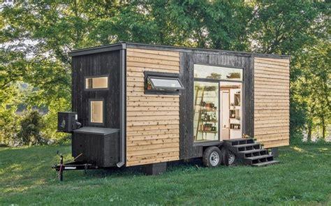 Tiny House Ein Bauwagen Als Minihaus by Tiny Homes Das Minihaus Alpha Ist Eine Komplette Luxuswohnung