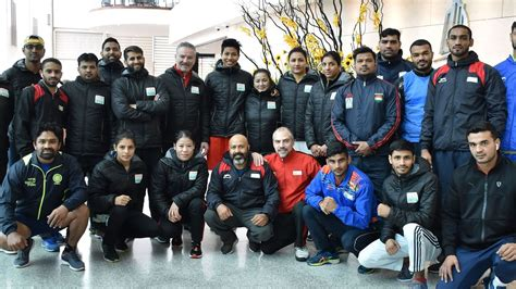 13 Indian Boxers Fight for Olympics Berths This Week: Full ...
