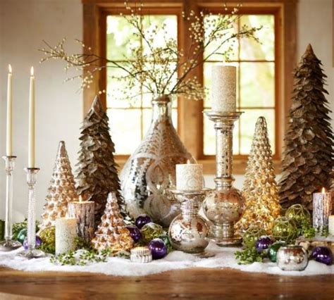 christmas decorations 2014 ideas de 125 fotos de centros de mesa originales 2018