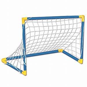 Cage Foot Enfant : set de football 2 cages de but 1 ballon 1 mini pompe maison fut e ~ Teatrodelosmanantiales.com Idées de Décoration