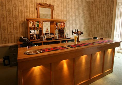 Portable Bar Furniture by Secondhand Hotel Furniture Lounge And Bar Oak Mobile