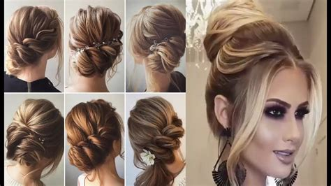 Easy Party Hairstyles || Christmas Party Hairstyles