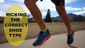 How To Fit Proper Running Shoes For Your Foot Type